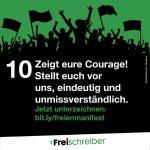 Manifest der Freien 10